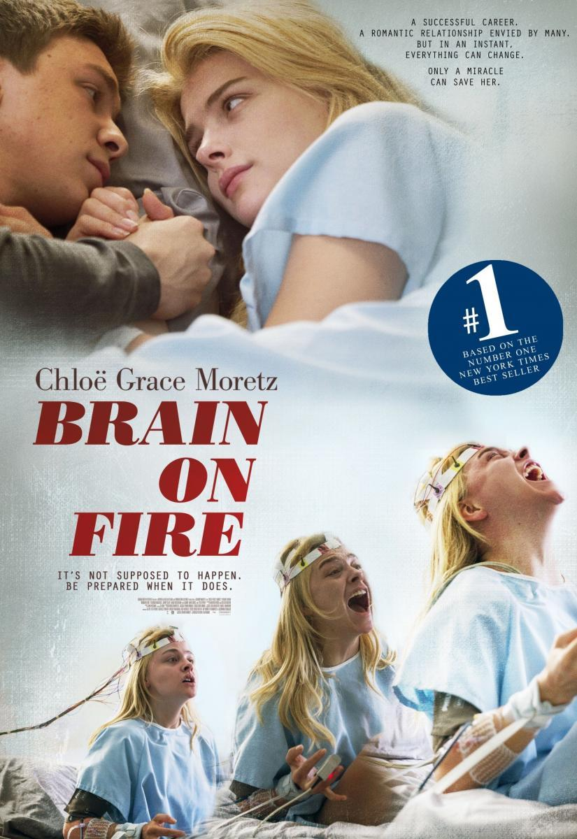 Brain On Fire - film 2016 - AlloCiné