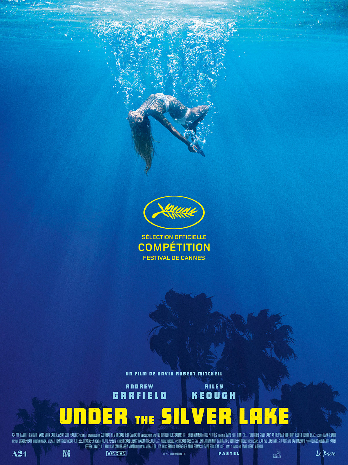 Under The Silver Lake - film 2018 - AlloCiné