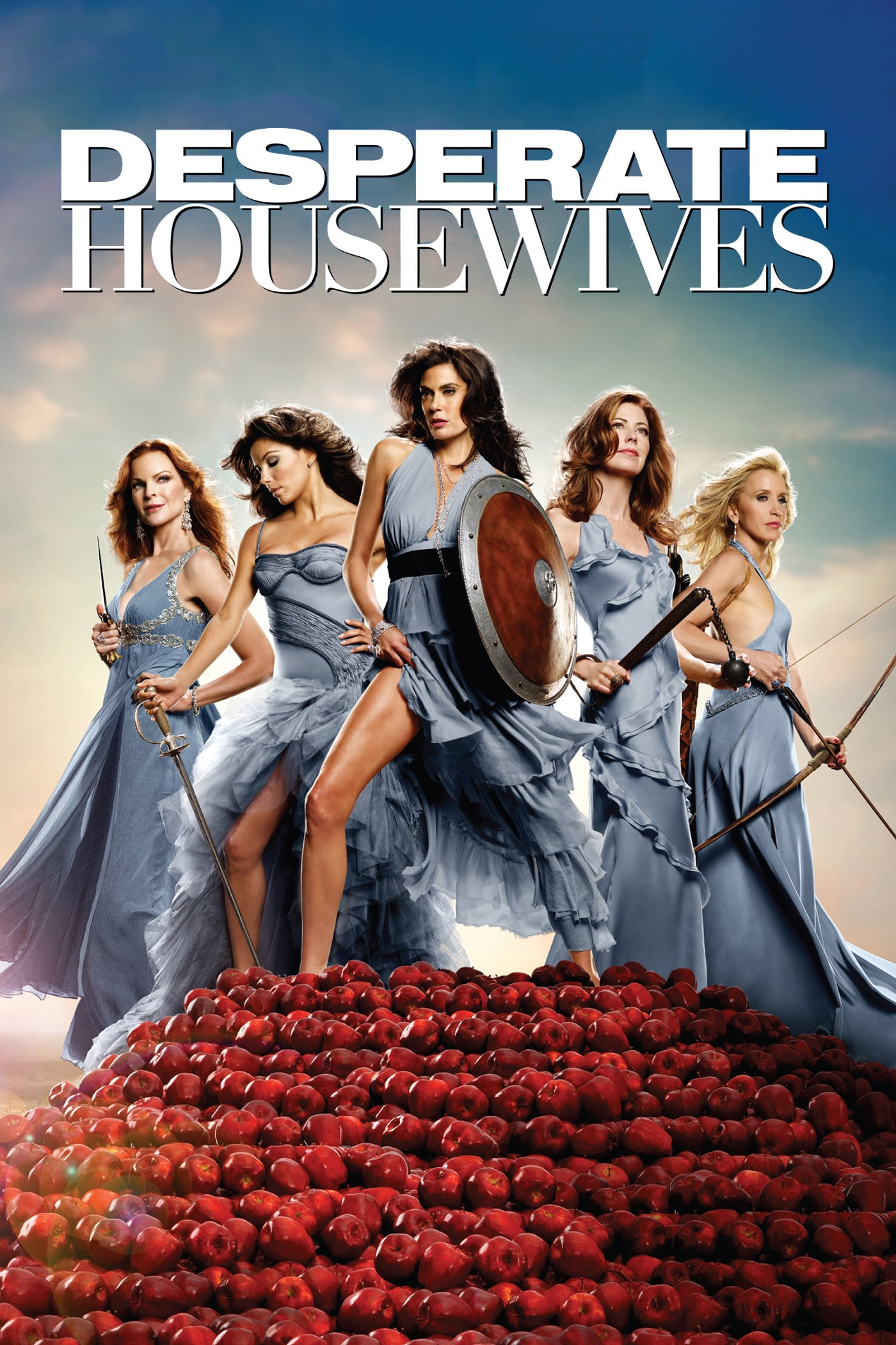 Stream Desperate Housewives