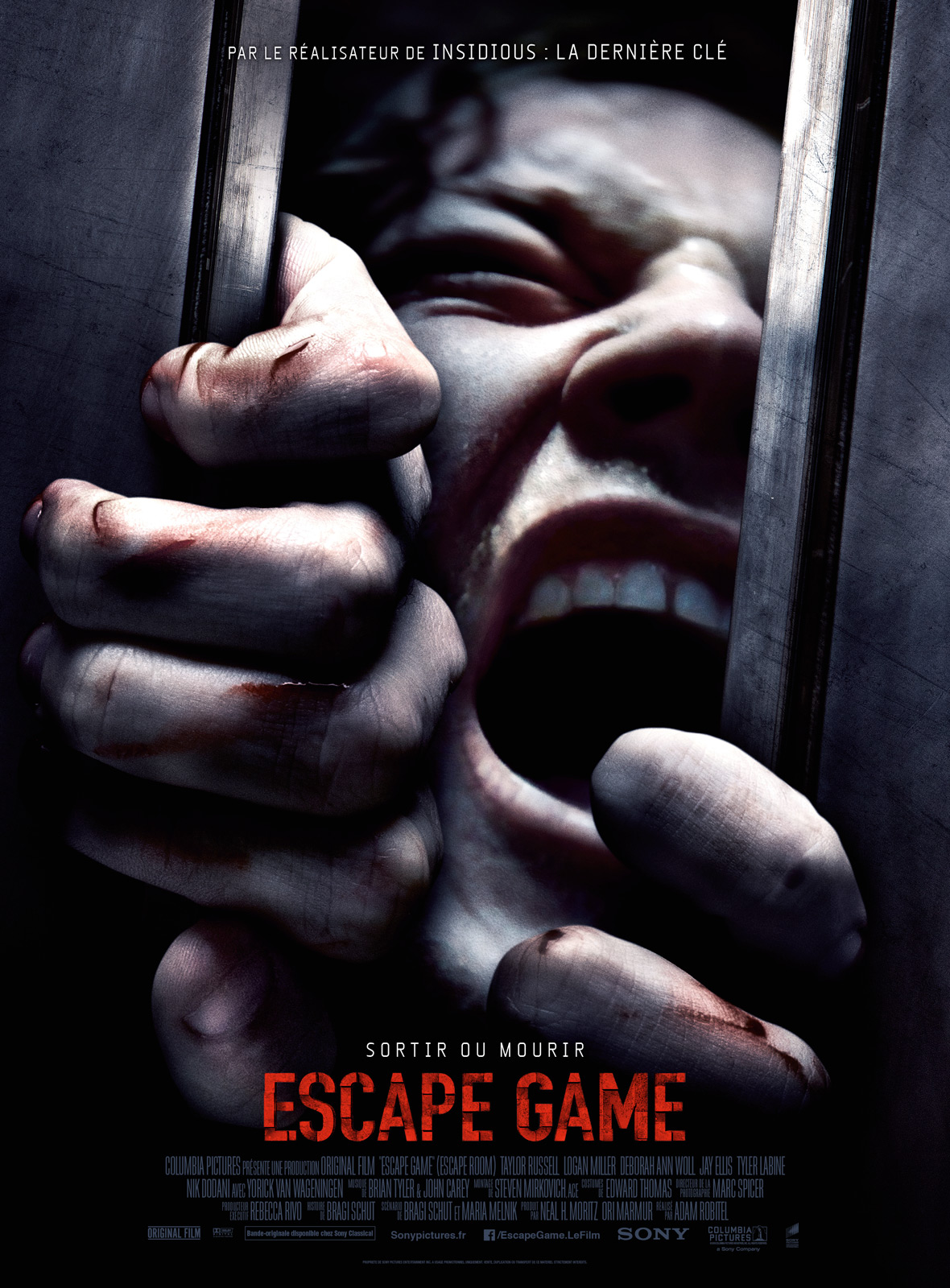 Escape Game streaming