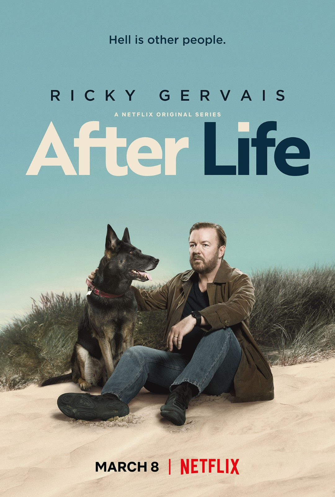 After Life - Série TV 2019 - AlloCiné