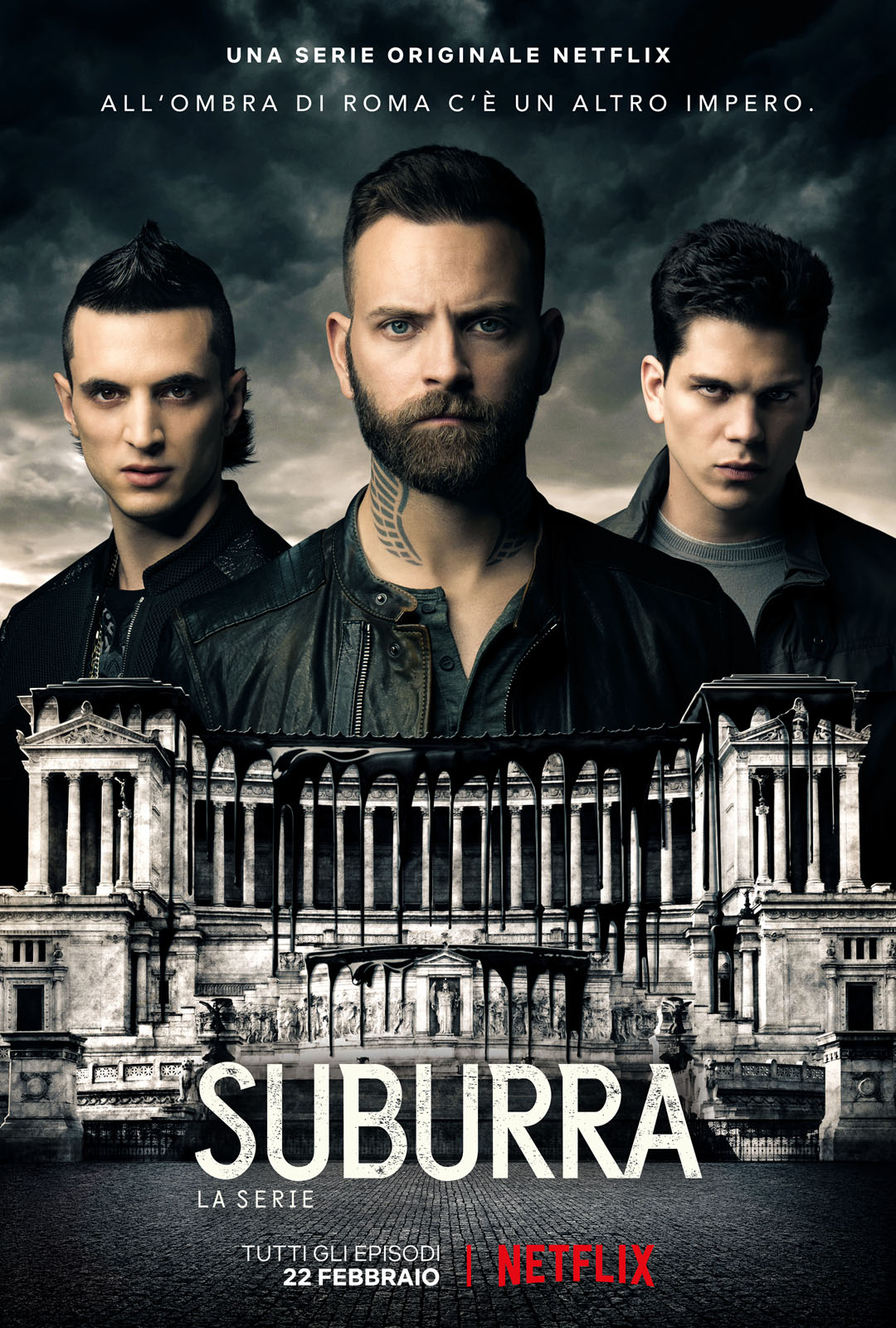 Suburra La Serie Streaming