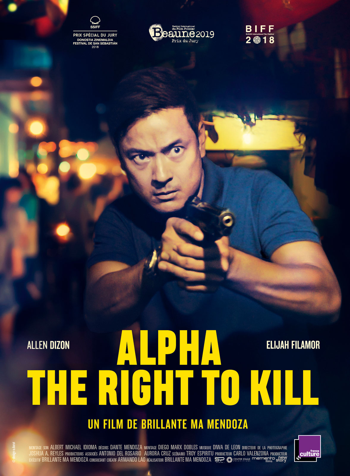 Alpha - The Right to Kill