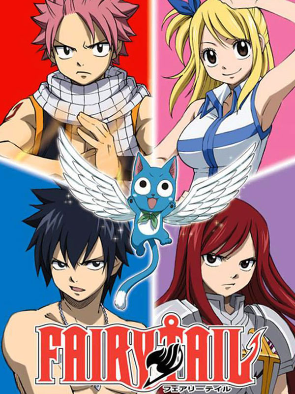 Fairy Tail - Série TV 2009 - AlloCiné