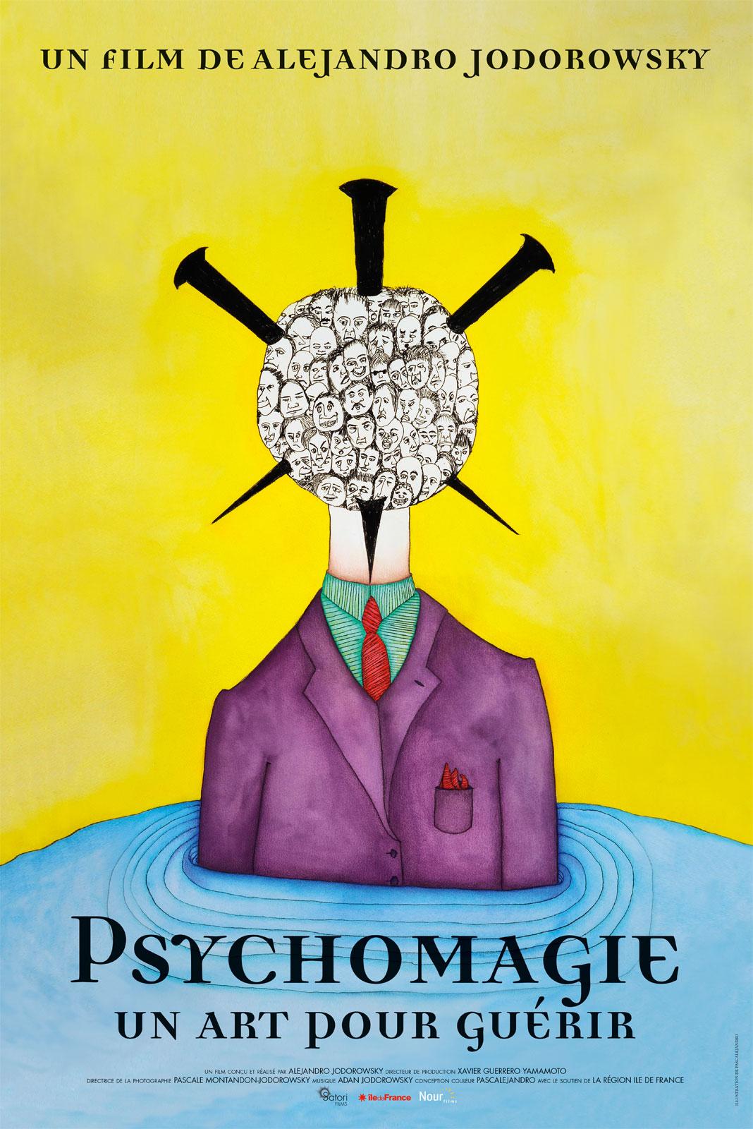 """Résultat de recherche d'images pour """"Psychomagie, un art pour guérir"""""""