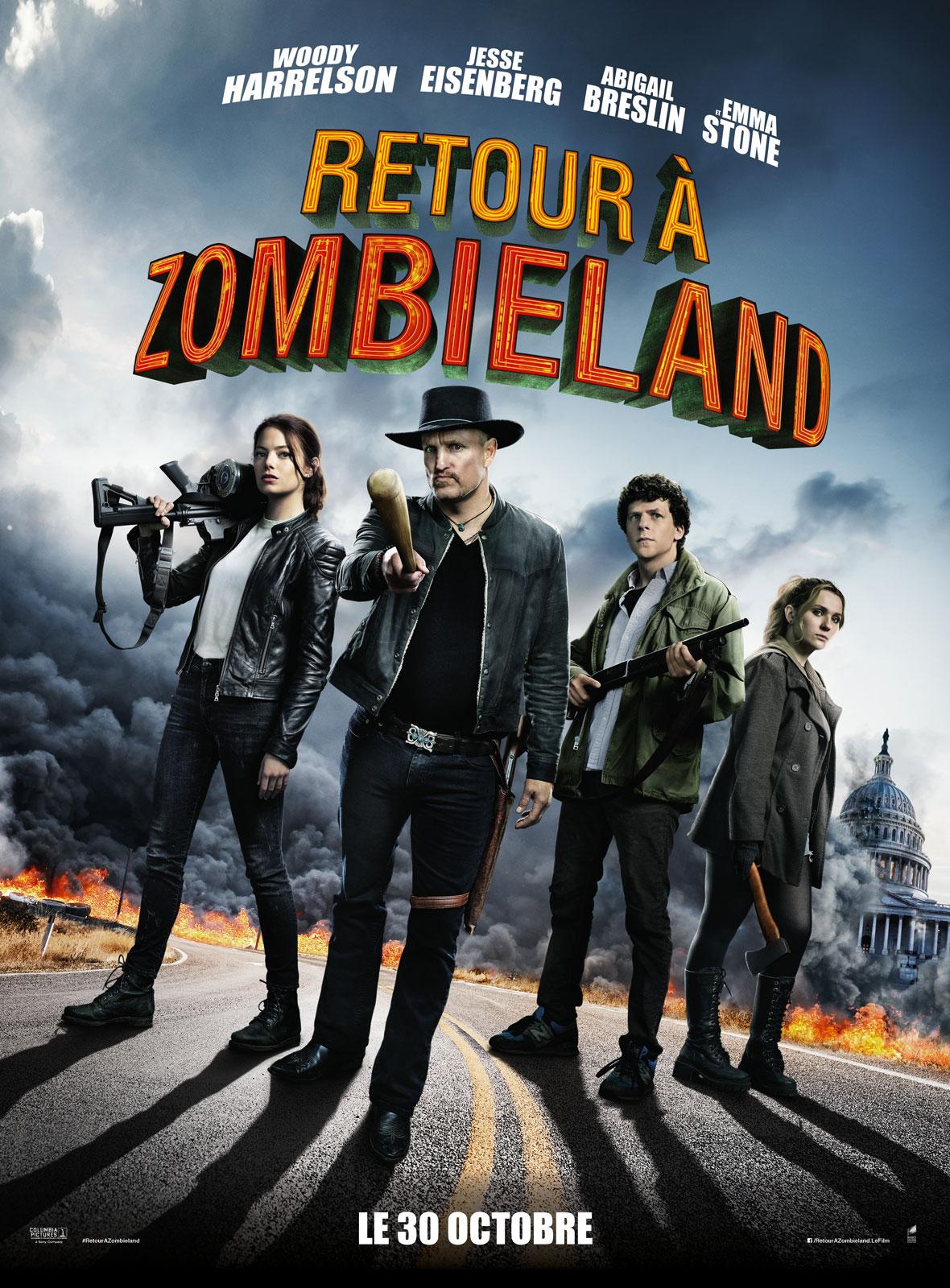 Achat Retour à Zombieland en DVD - AlloCiné