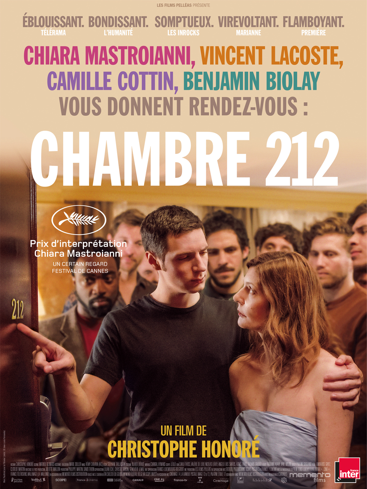 Chambre 212 streaming