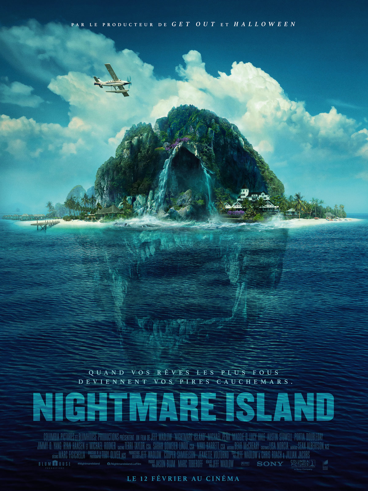 Achat Nightmare Island en Blu Ray - AlloCiné
