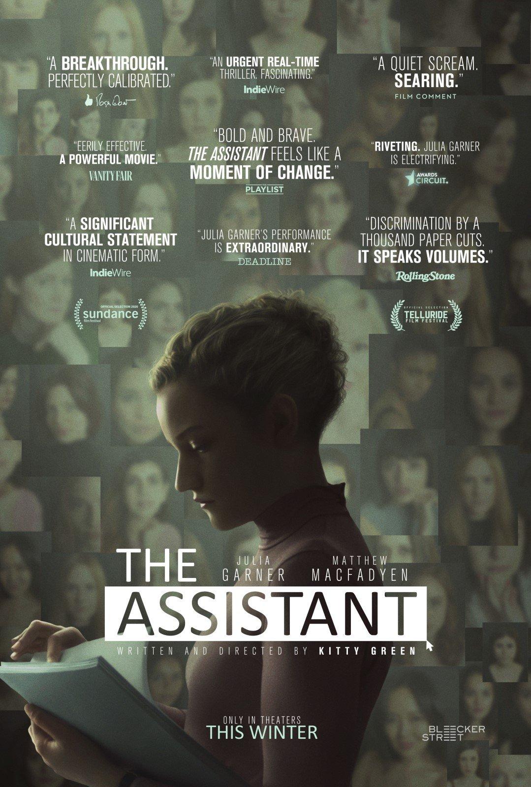 The Assistant - film 2020 - AlloCiné