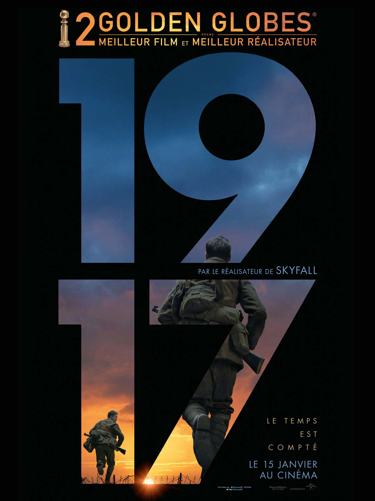 Achat 1917 en Blu Ray - AlloCiné