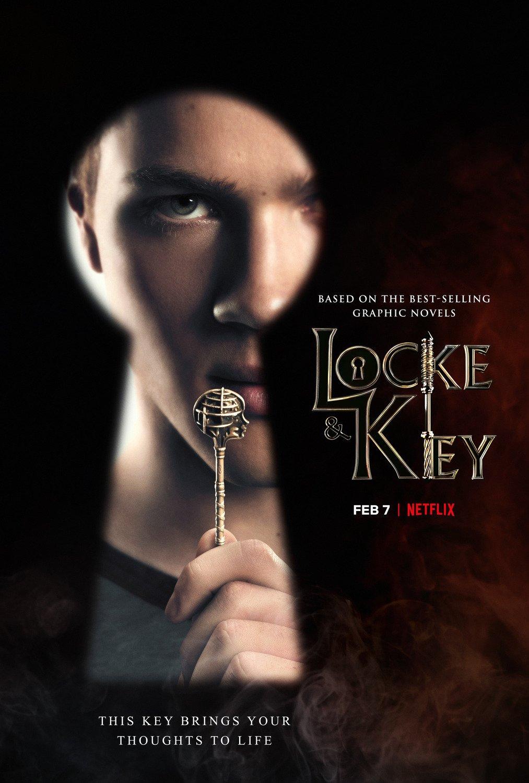 Poster Locke & Key - Saison 1 - Affiche 8 sur 14 - AlloCiné
