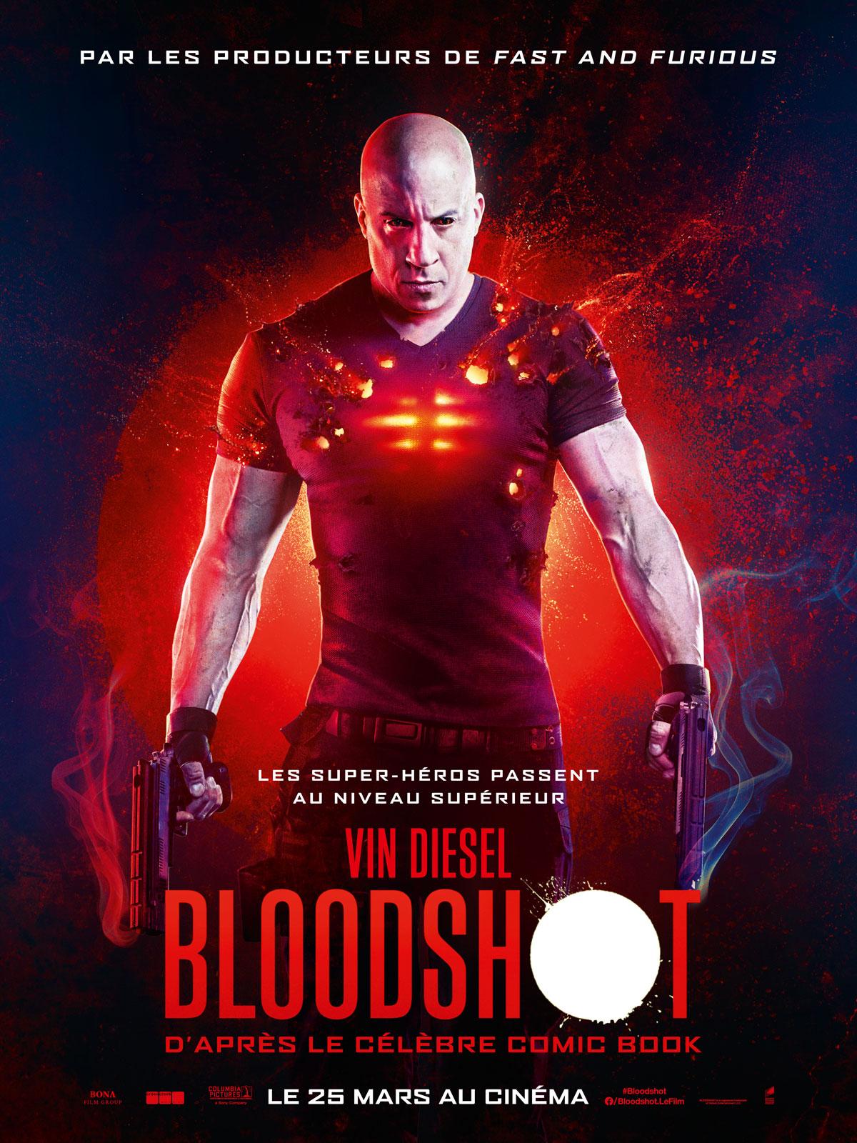 Achat Bloodshot en DVD - AlloCiné