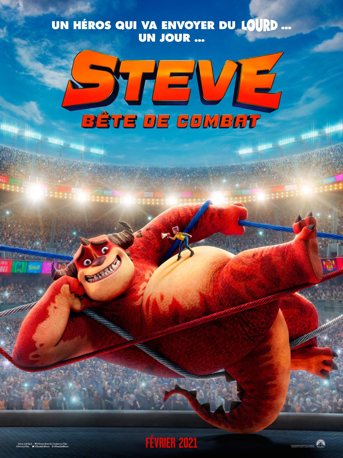 Steve - film 2022 - AlloCiné