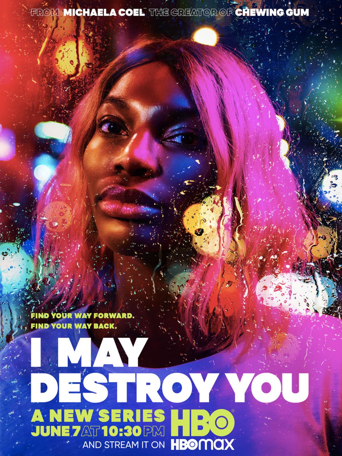 I May Destroy You - Série TV 2020 - AlloCiné