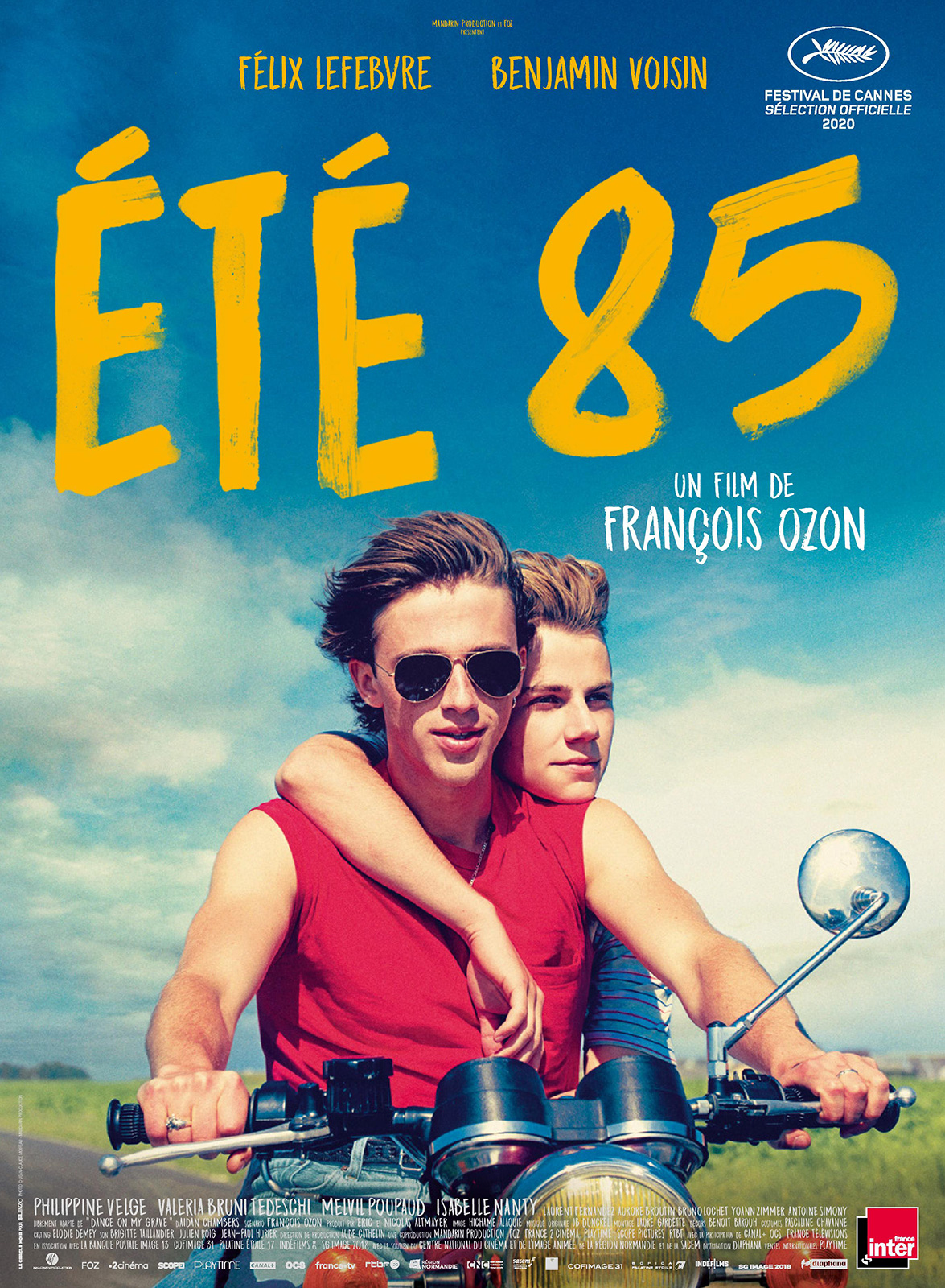 Eté 85 streaming