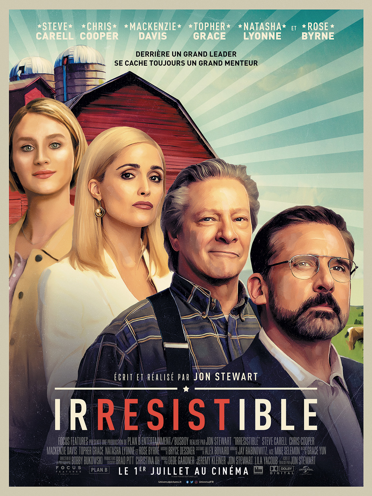 Affiche du film Irresistible