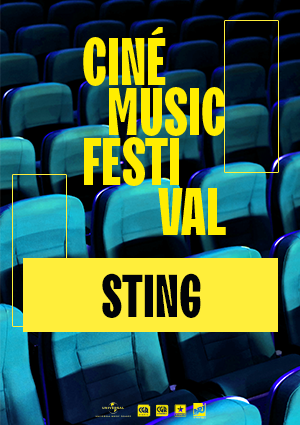 Ciné Music Festival : Sting - Olympia 2017