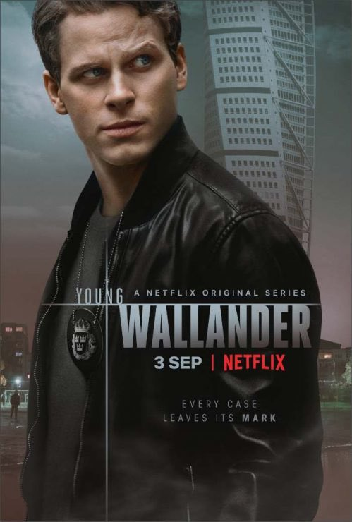 Le Jeune Wallander - Série TV 2020 - AlloCiné