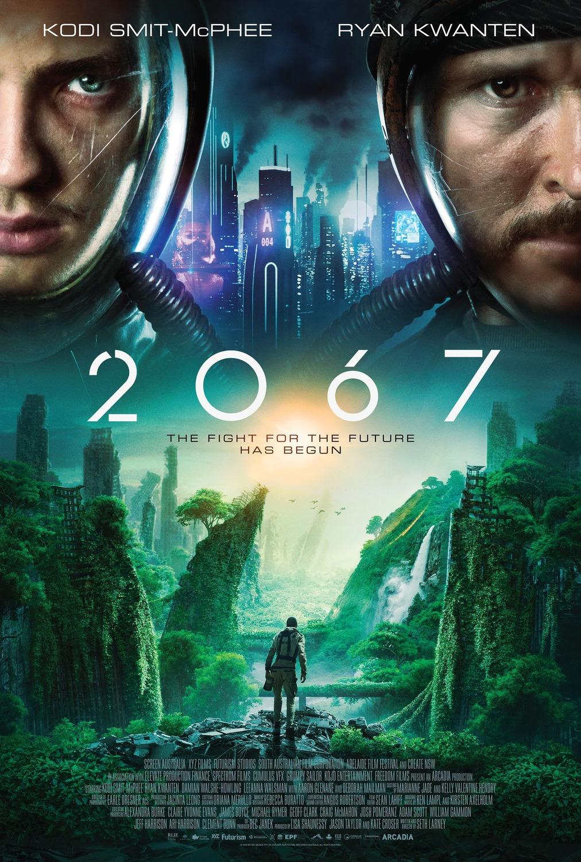 Affiche du film 2067 - Affiche 1 sur 1 - AlloCiné