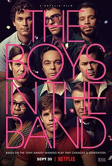 The Boys In The Band - film 2020 - AlloCiné