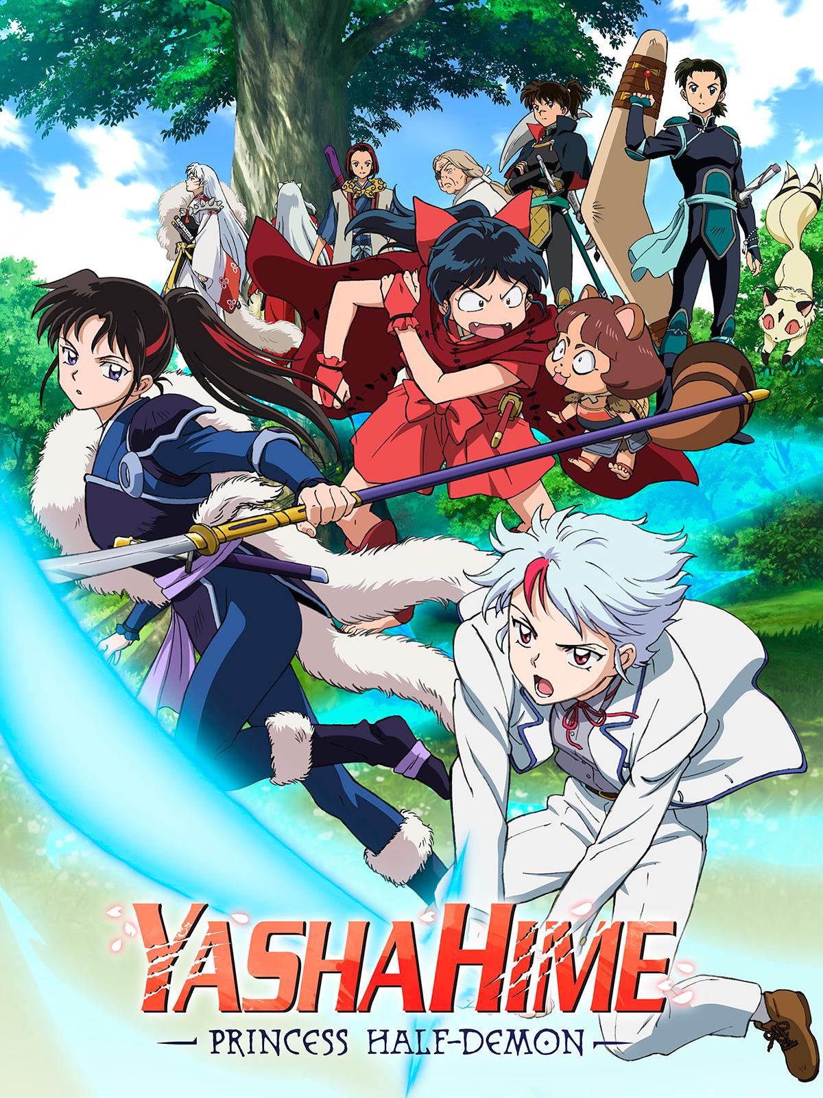 Yashahime : Princess Half-Demon