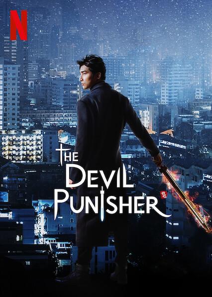The Devil Punisher - VOSTFR  - MKV - WEBDL 720p