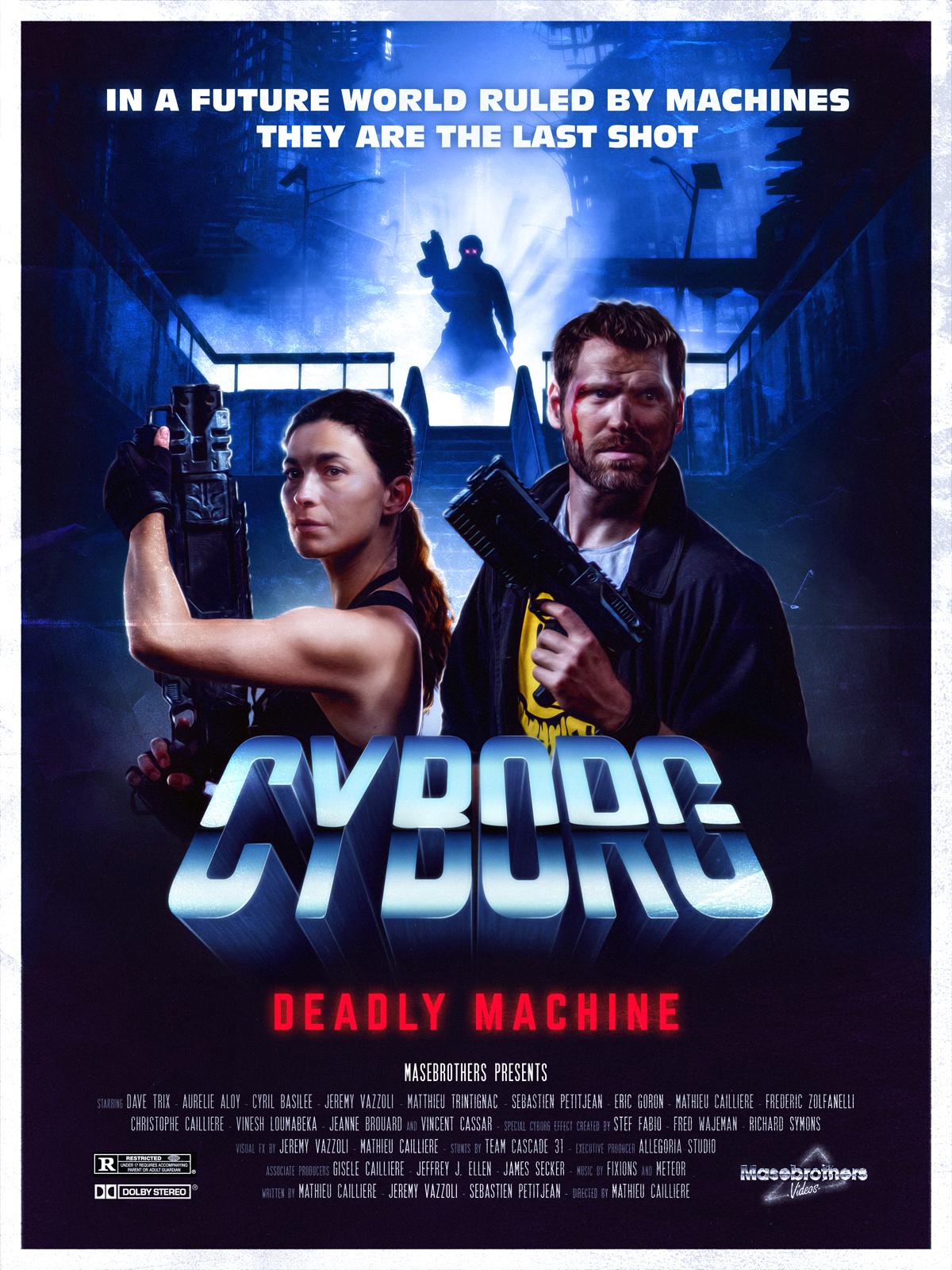Cyborg : Deadly Machine - film 2020 - AlloCiné