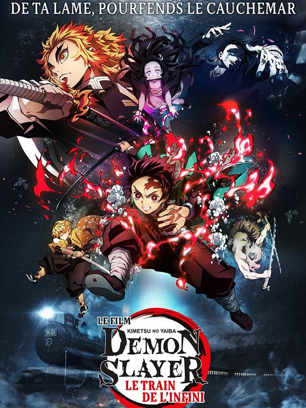 Demon Slayer - Le Film : Le train de l'infini streaming