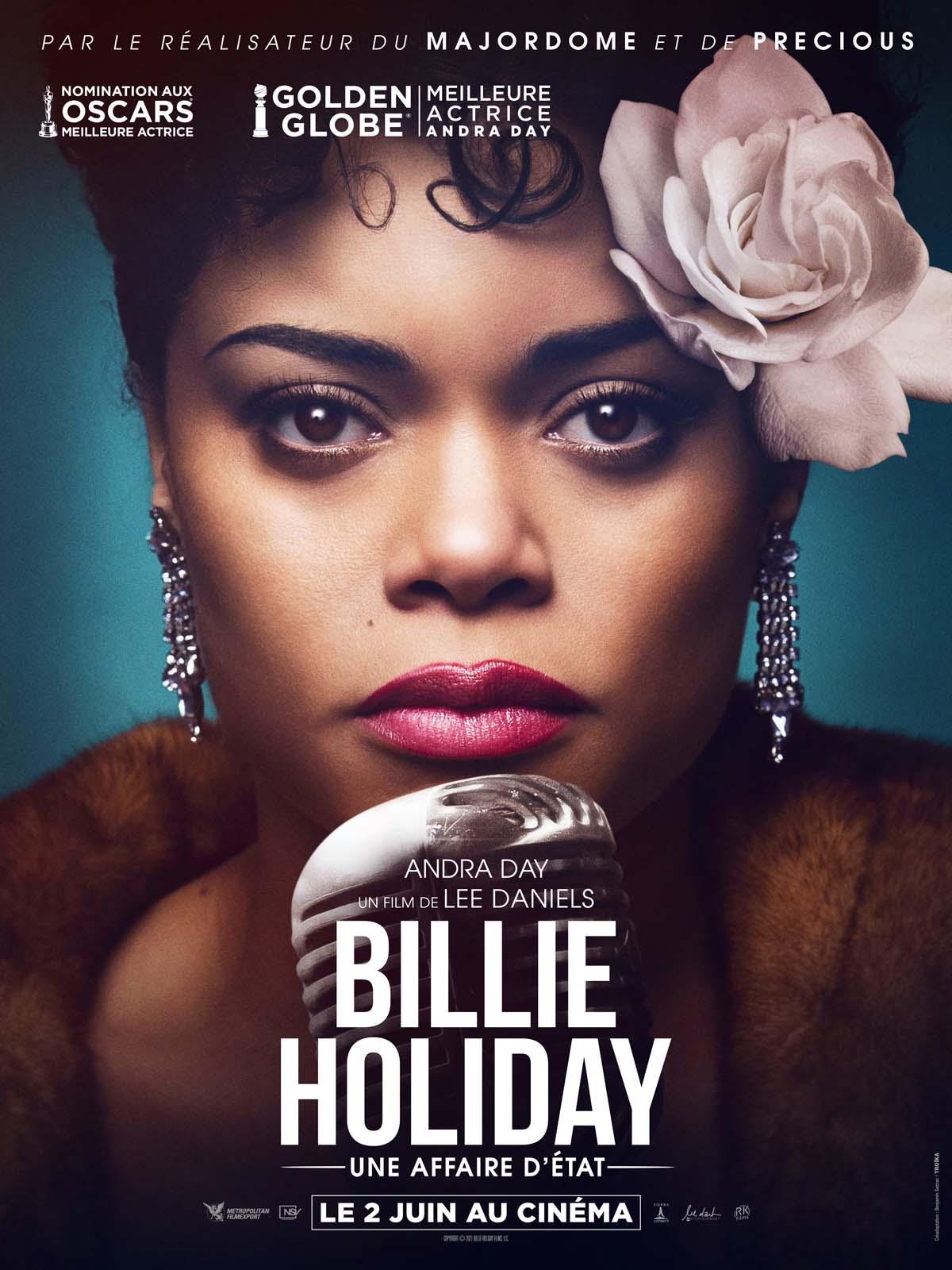 Billie Holiday, une affaire d'état streaming