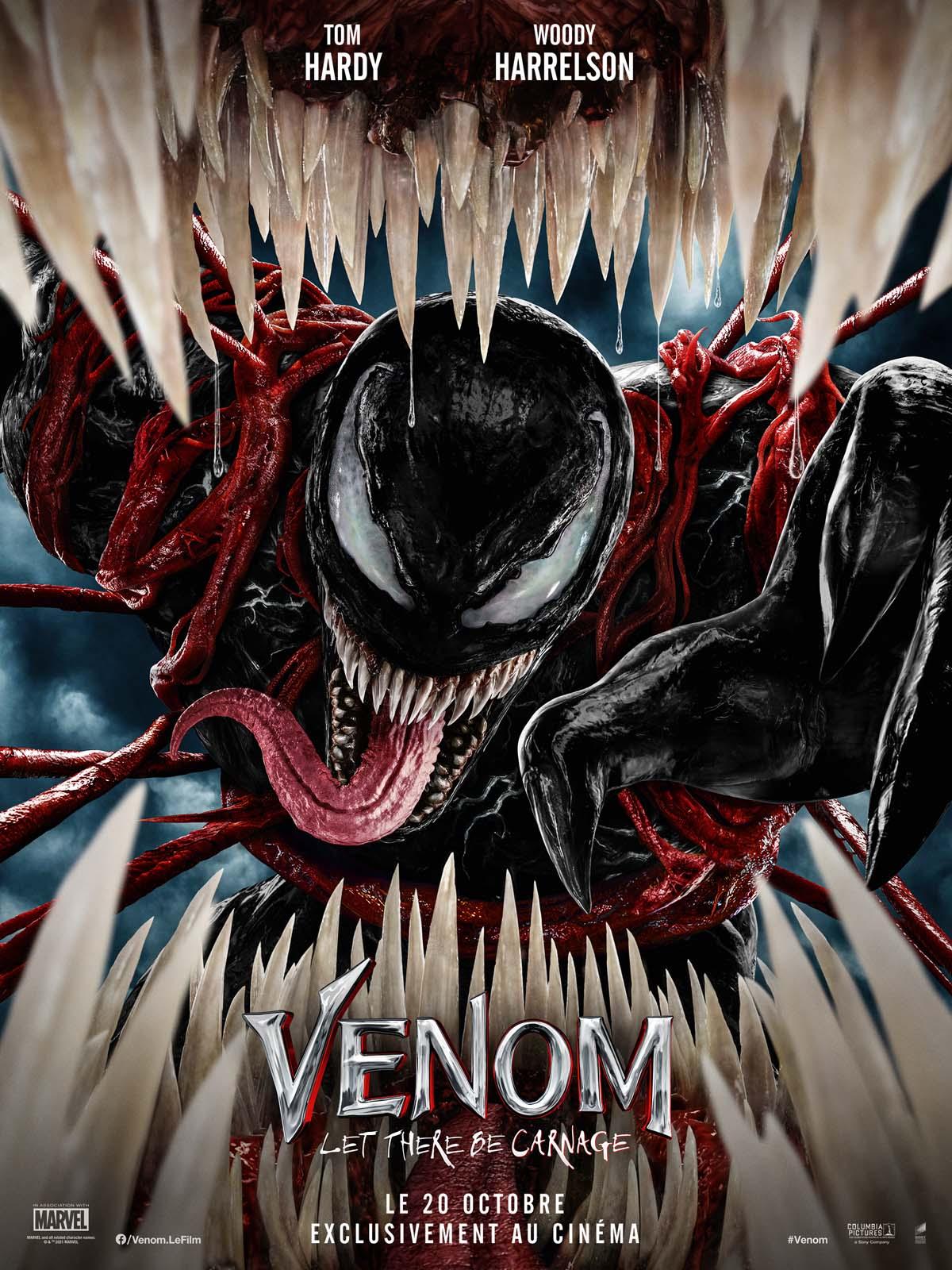 Venom: Let There Be Carnage - film 2021 - AlloCiné