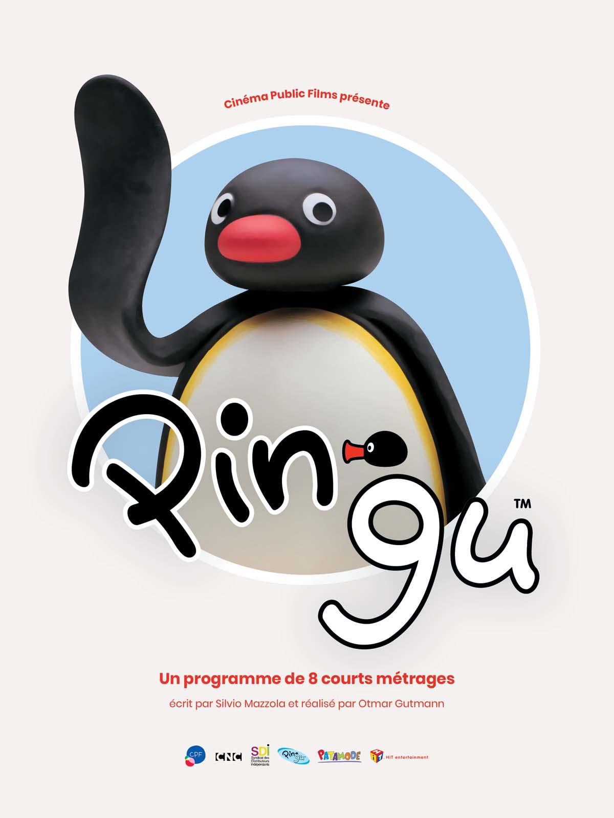 PINGU L'ECOLE DE LUGE