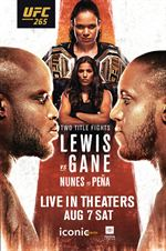 UFC 265: Lewis vs. Dane