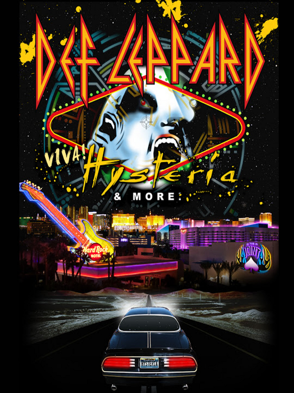 Télécharger Def Leppard Viva! Hysteria Concert HD VF Uploaded