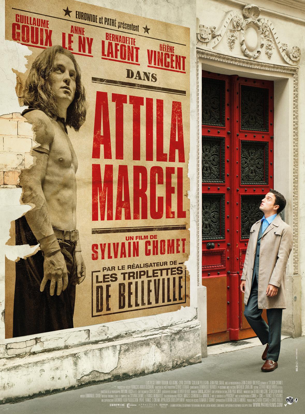 Attila Marcel dvdrip
