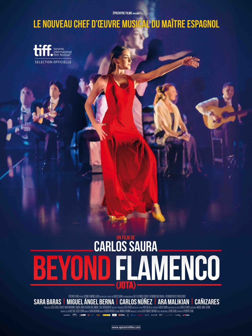 beyond flamenco 2017 au cin ma libourne grand ecran. Black Bedroom Furniture Sets. Home Design Ideas