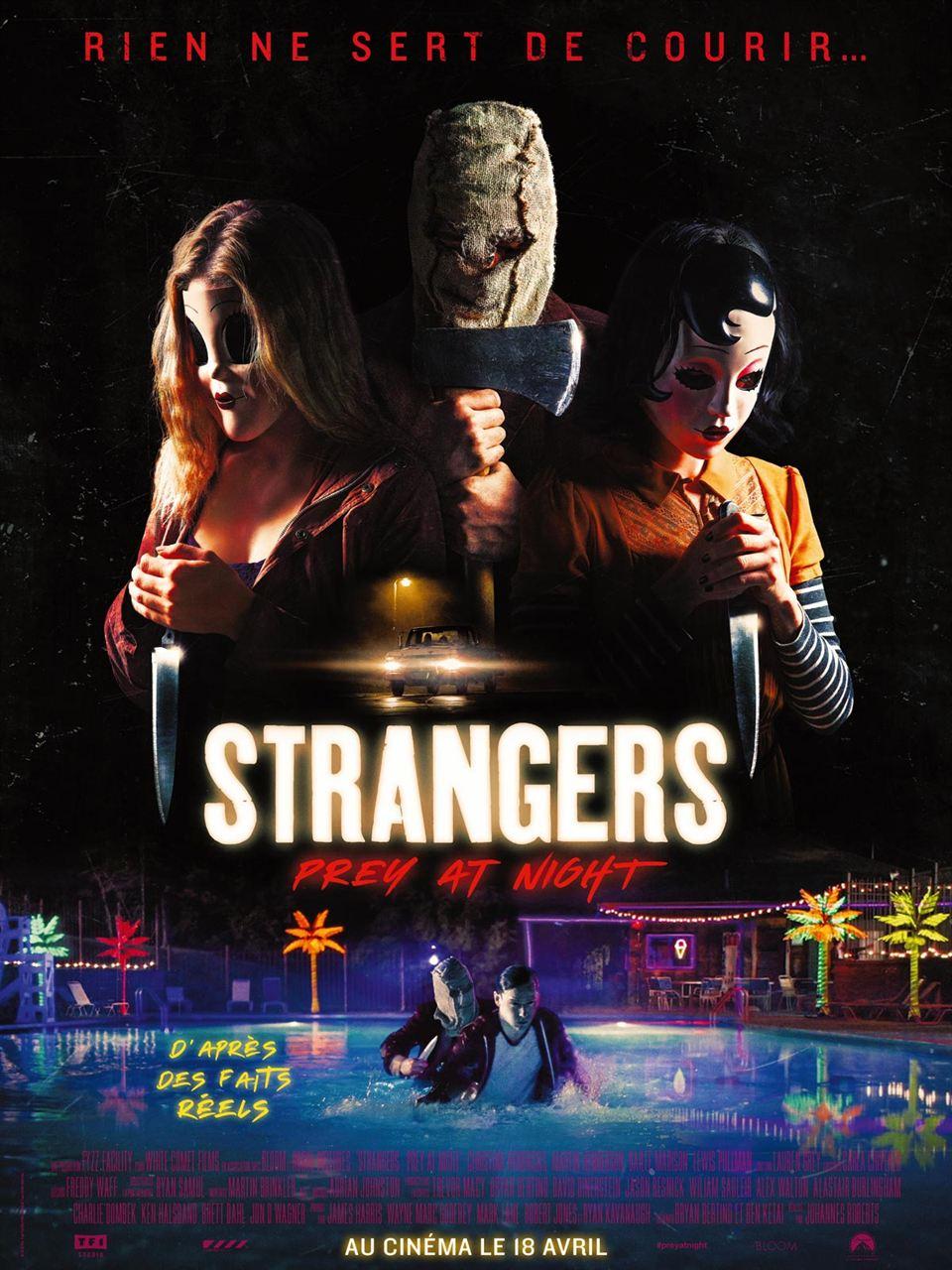 Strangers prey at night au cin ma limoges ester grand ecran - Cinema grand ecran limoges ...