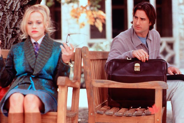 Reese Witherspoon et Luke Wilson