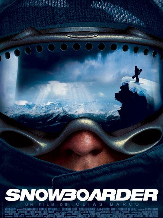 Snowboarder : Affiche