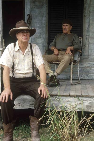 Michael Caine et Robert Duvall