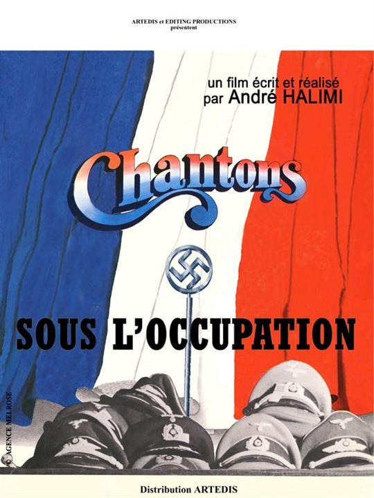 Chantons sous l'Occupation: André Halimi