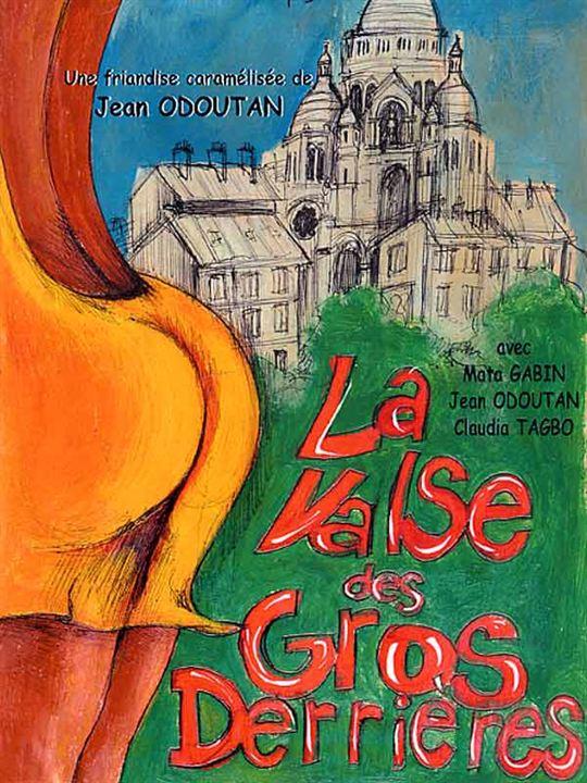 La Valse des gros derrières : Affiche Jean Odoutan