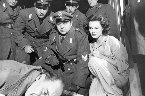 Dossier secret (Mr Arkadin) : Photo Orson Welles, Patricia Medina