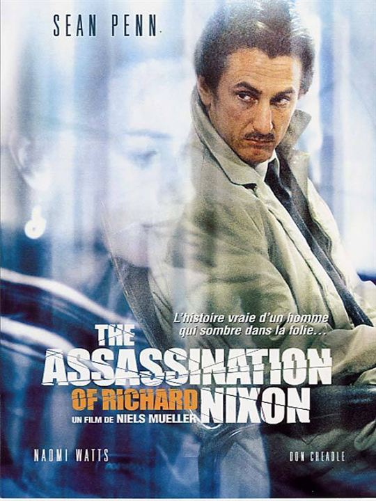The Assassination of Richard Nixon: Niels Mueller