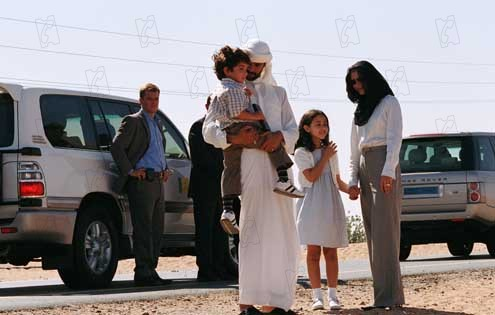 Syriana : Photo Alexander Siddig, Matt Damon, Stephen Gaghan