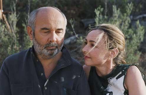Gérard Jugnot et Catherine Frot