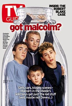Malcolm : Photo promotionnelle Christopher Masterson, Erik Per Sullivan, Justin Berfield