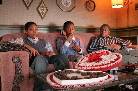 Tout le monde déteste Chris : Photo Imani Hakim, Tequan Richmond, Tyler James Williams