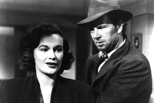 Quand la ville dort : Photo Jean Hagen, John Huston, Sterling Hayden