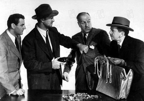 Quand la ville dort : Photo John Huston, Louis Calhern, Sam Jaffe, Sterling Hayden