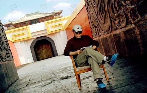 Wu ji, la légende des cavaliers du vent : photo Chen Kaige